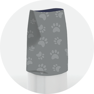 Housse de tissu LitterLocker Design Plus Étape 1