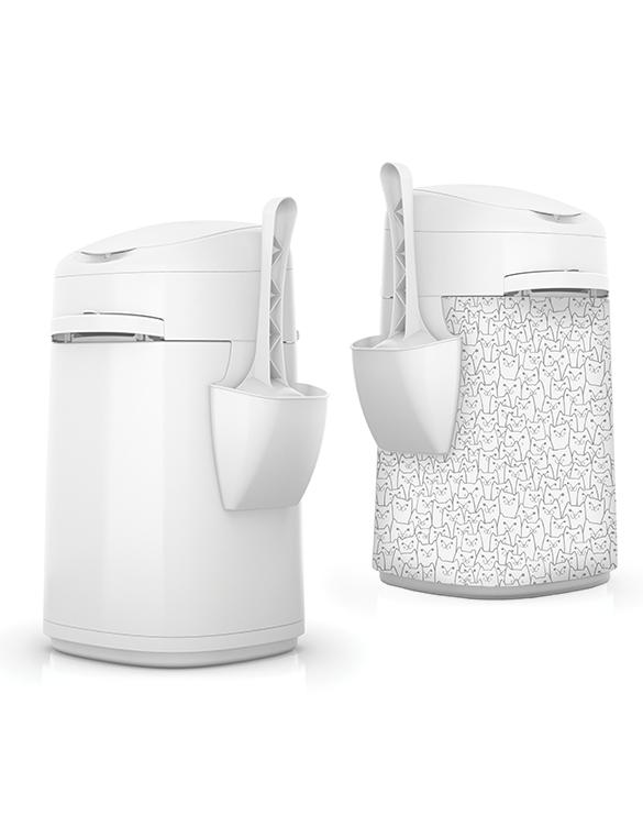 LitterLocker Design Plus Cat Litter Disposal System