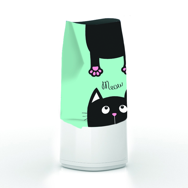 LitterLocker Design Plus Fabric Sleeve Cat-in-2 step 1