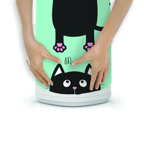 LitterLocker Design Plus Fabric Sleeve Cat-in-2 step 3