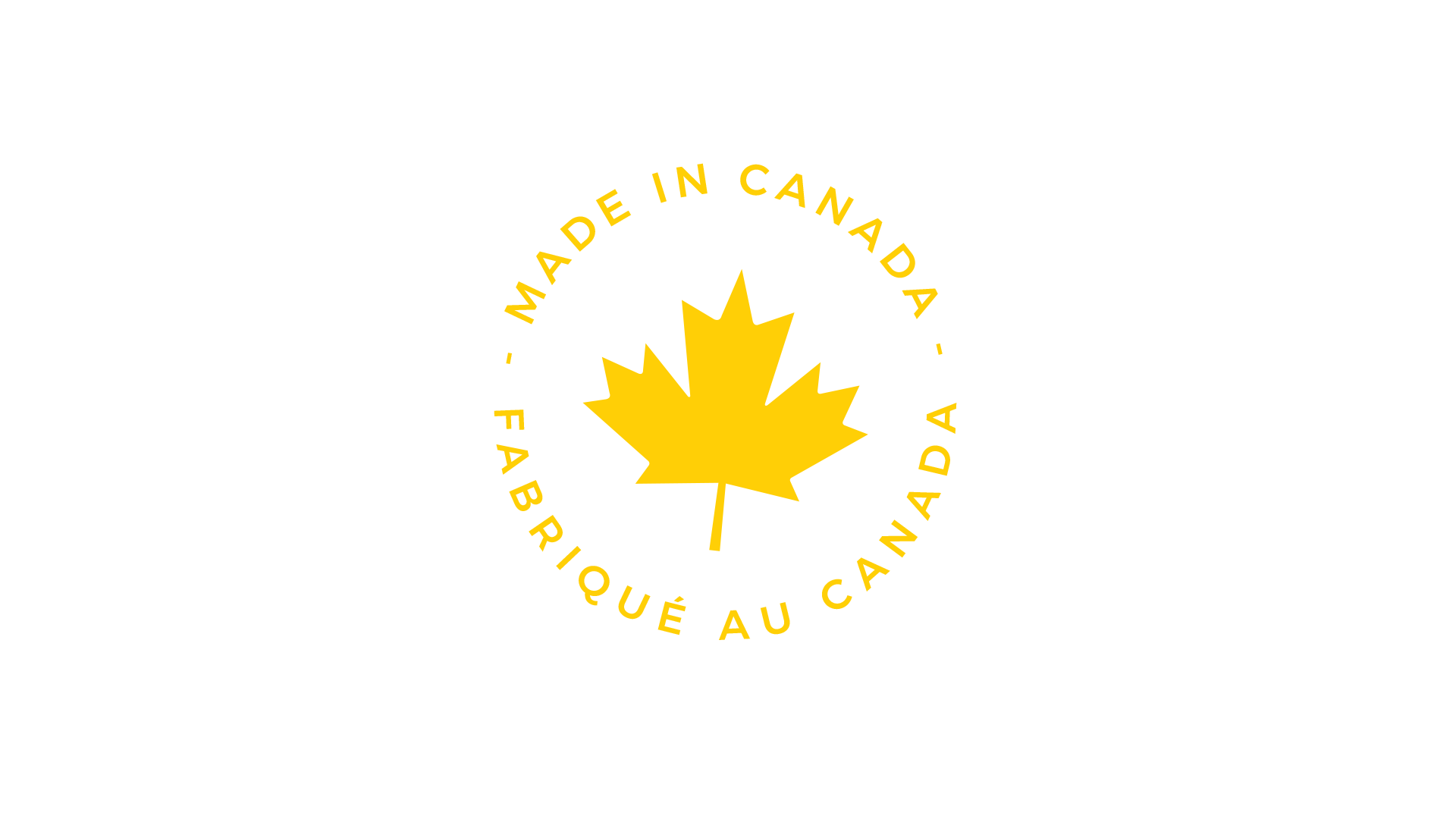 made in canada logo litterlocker refills