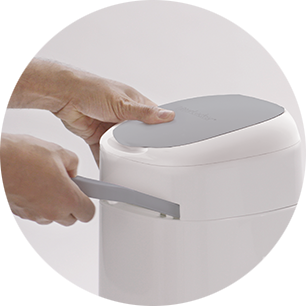 LitterLocker Design Cat Litter Disposal System Seal it!
