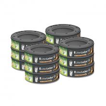 Recharge pour poubelle à litière pour chat LitterLocker II 12 PACK