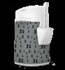 Housses de tissu LitterLocker Design Plus Black Cats