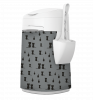 LitterLocker Design Plus Fabric Sleeve Black Cats