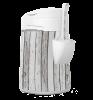 LitterLocker Design Plus Fabric Sleeve Wood