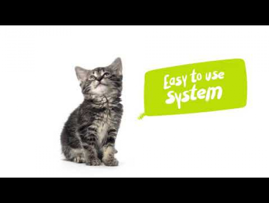 Embedded thumbnail for LitterLocker Design Cat Litter Disposal System