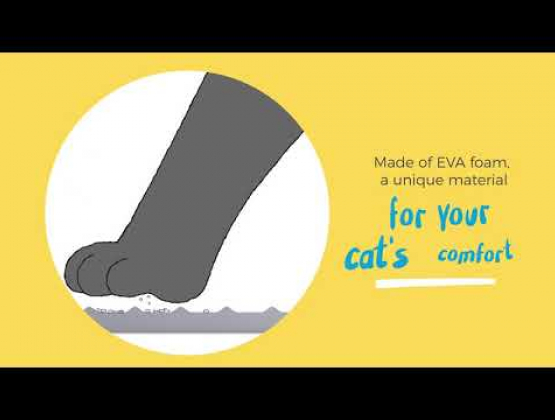 Embedded thumbnail for Cat Litter Mat